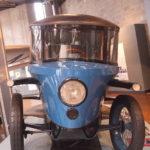 Rumpler Tropfenwagen Front