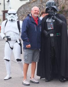 Darth Vader und Dominic