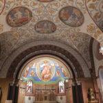 Kuppeldecke alte Kirche Eguisheim