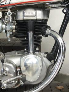 Horexmotor Königswelle